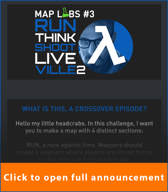 RunThinkShootLiveVille2 Announcement